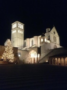 Assisi. Basilica di S. Francesco